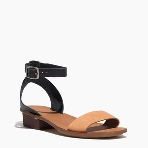 Madewell Veronique Sandal in Colorblock